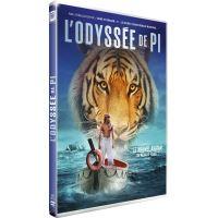 L'Odyssée de Pi DVD