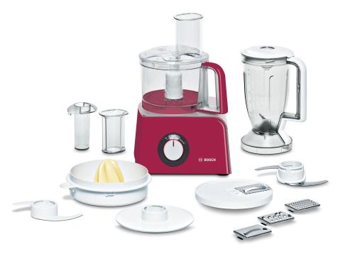 Robot Culinaire Bosch MCM42024 800W, Red Diamond