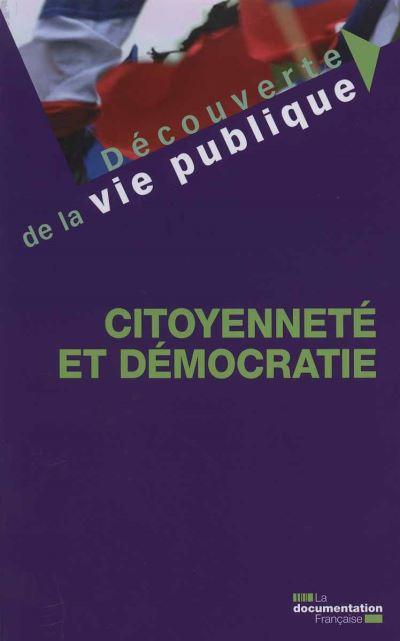 Citoyenneté et démocratie
