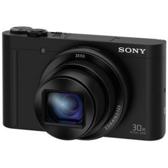 Sony Cyber-Shot DSC-WX500 Compact zwart