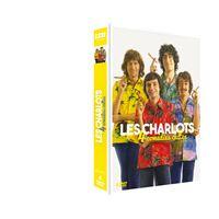 Coffret Les Charlots 4 Comédies cultes DVD