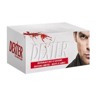 DexterCoffret Intégral des Saisons 1à 8 DVD