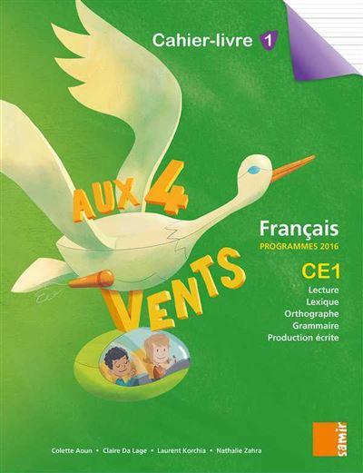 Aux 4 vents Français CE1