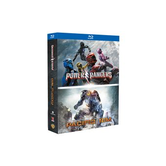 Power rangersCoffret Power Ranger Pacific Rim Blu-ray