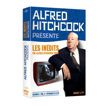 Alfred Hitchcock présenteAlfred Hitchcock présente Les inédits Saison 3 Volume 2 DVD