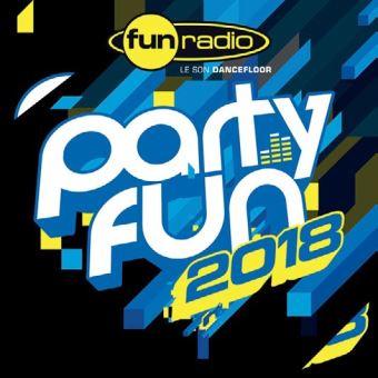 party fun 2018 coffret cd album en david guetta martin garrix tous les disques la fnac. Black Bedroom Furniture Sets. Home Design Ideas
