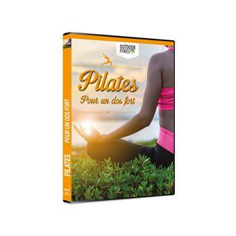 Pilates pour un dos fort DVD