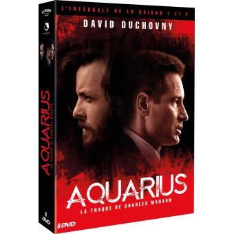 AquariusAquarius Saison 1 et 2 DVD
