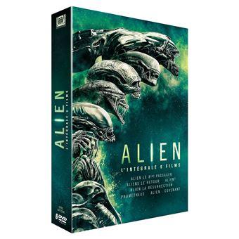 AlienAlien L'intégrale Coffret des 6 films DVD