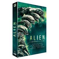 Alien L'intégrale Coffret des 6 films DVD