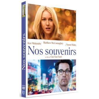 Nos souvenirs DVD