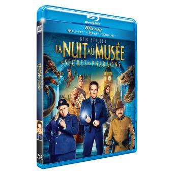 La nuit au muséeLa nuit au musée 3 Le secret des pharaons Combo Blu-ray + DVD