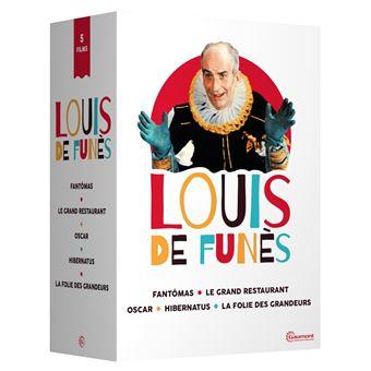 LOUIS DE FUNES-COFFRET-FR