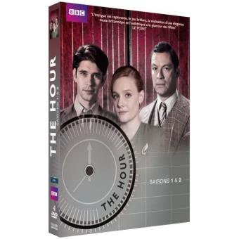 The HourThe Hour Intégrale des Saisons 1 et 2  Coffret DVD