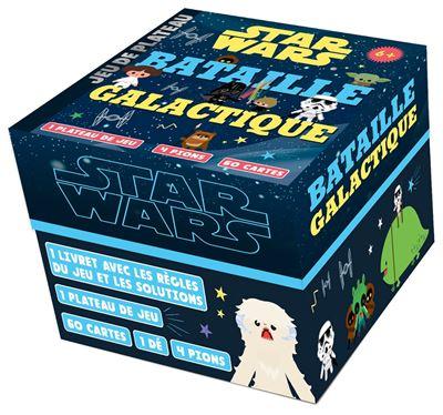 STAR WARS - Boîte de Jeux - La bataille galactique