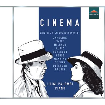 CINEMA ORIGINAL FILM PIANO SOUNDTRACKS