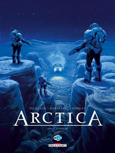 Arctica T10 - Le complot - 9782413019206 - 9,99 €
