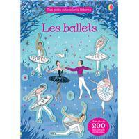 Les ballets - Mes petits autocollants Usborne