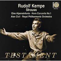 Eine Alpensinfonie/ Hornkonzert 1