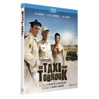 Un taxi pour Tobrouk Blu-ray