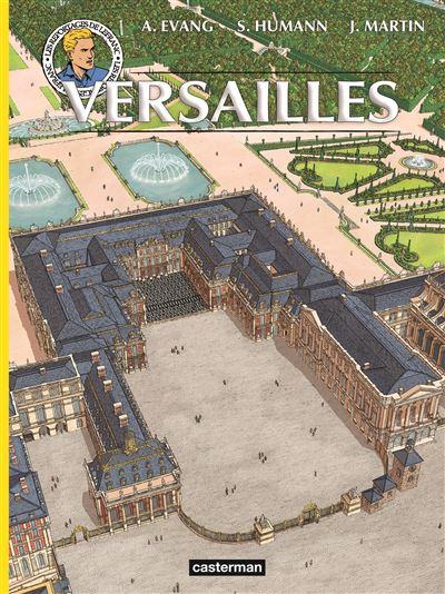 Les voyages de Loïs, Tome 3 - Le Versailles de Louis XIV