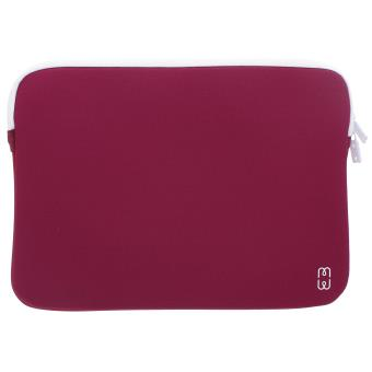 "MW laptoptas Sleeve for MacBook Air 13"" - Blackberry/White"