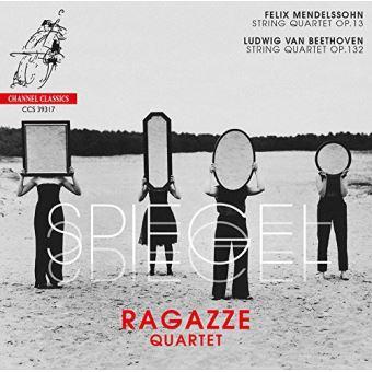 Spiegel String Quartet number 2 Opus 13 String Quartet number 15 Opus 132