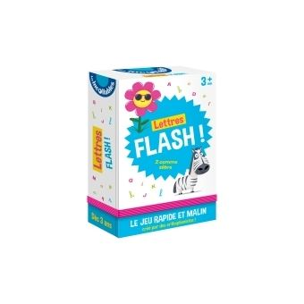 Les incollablesLes incollables - Jeu de lettres Flash !