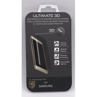 B2B SCREEN PROTECTOR GALAXY A5 2017 ULTIMATE 3D BLACK PLA ED