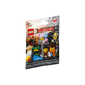 LEGO®-minifiguren 71019 LEGO® Ninjago®-serie The Movie ™