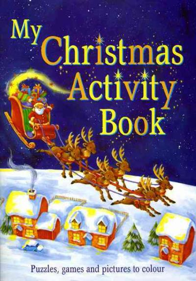 My Chistmas Activity Book