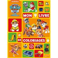 Mon livre de coloriages