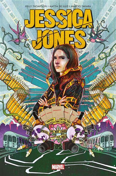 Jessica Jones: Angle mort