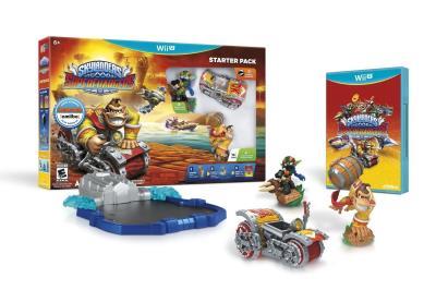 Starter Pack Skylanders SuperChargers Wii U