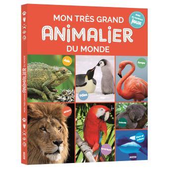 MON TRES GRAND ANIMALIER
