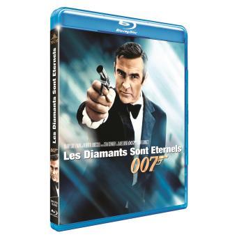 James BondLes diamants sont éternels Blu-ray