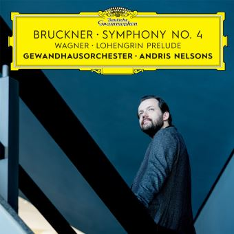 Symphony number 4 Lohengrin Prélude Digipack Edition limitée