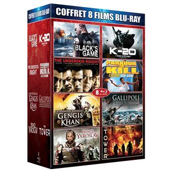 Coffret 8 Films Blu-ray
