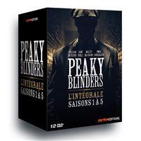 Coffret Peaky Blinders Saisons 1 à 5 DVD