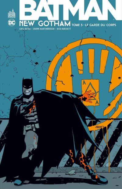 Batman - New Gotham - Tome 3 - 9791026842637 - 14,99 €