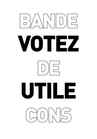 Votez utile
