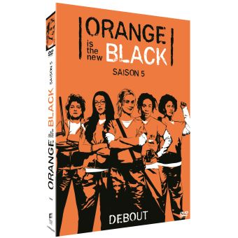 Orange is the New BlackOrange Is the New Black Saison 5 DVD