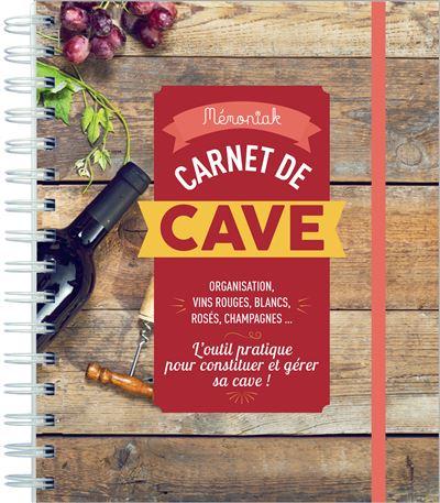 Carnet de cave Mémoniak
