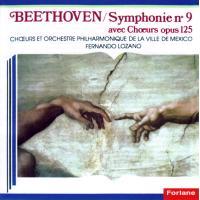 Symphonie avec choeurs N°9