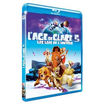 L'âge de glaceL'Âge de Glace 5 Les lois de l'Univers Blu-ray