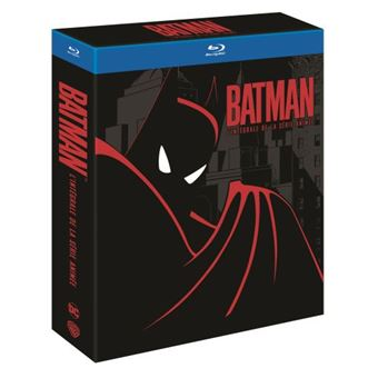 BatmanCoffret intégral des 4 Saisons de la série animée 16 DVD