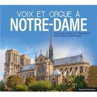 Voix et orgue à Notre Dame