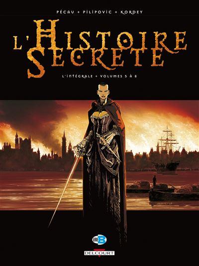 L'Histoire secrète - Intégrale T5 à