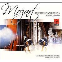 Concertos pour violon N°1 et  N°2 - Rondo