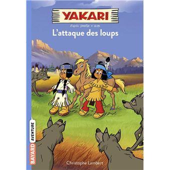 YakariL'attaque des loups